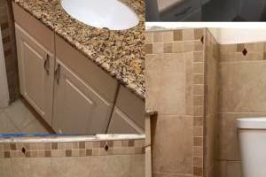 Photo #11: Custom Tile Design, Installation & Repair