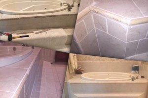 Photo #8: Custom Tile Design, Installation & Repair