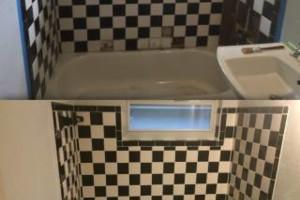 Photo #6: Custom Tile Design, Installation & Repair