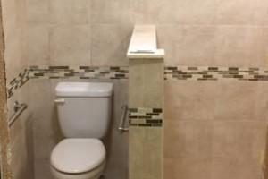 Photo #3: Custom Tile Design, Installation & Repair