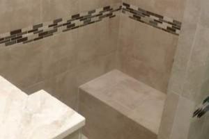 Photo #2: Custom Tile Design, Installation & Repair