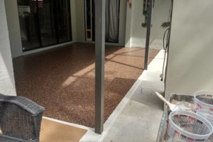 Photo #11: Prime Craft Garage. Epoxy Flooring. Affordably Priced!