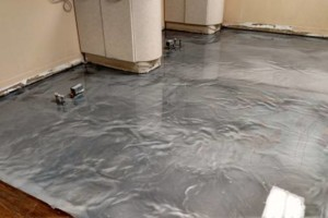 Photo #10: Prime Craft Garage. Epoxy Flooring. Affordably Priced!