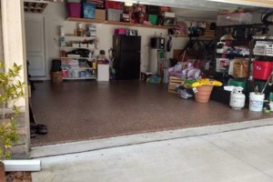 Photo #3: Prime Craft Garage. Epoxy Flooring. Affordably Priced!