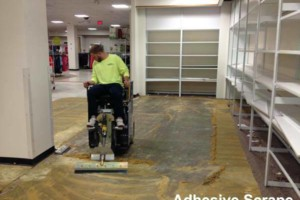 Photo #2: FLOOR REMOVAL TILE - THINSET - WOOD - CARPET