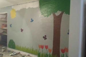 Photo #7: Afordable Painted Wall/ Murals... $10/hour