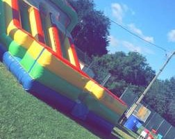 Photo #4: Bounce house and costume character