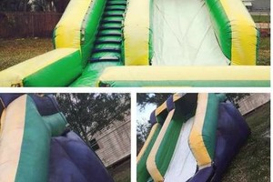 Photo #3: Bounce house and costume character