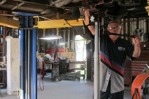 Photo #1: Don's Transmission Repair. Ford Motor Company