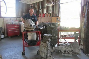 Photo #2: Don's Transmission Repair. Ford Motor Company