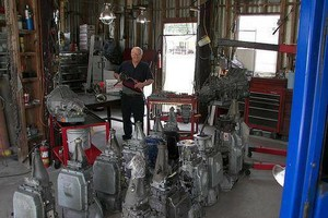 Photo #3: Don's Transmission Repair. Ford Motor Company