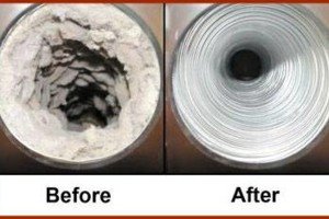 Photo #5: Dryer Vent Cleaning! Dry Clothes Fast Again!
