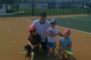 Photo #3: $30/H Tennis Lessons in Lakeland Area and Sorroundings