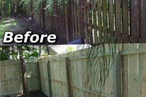Photo #12: BAMCO FENCE AND SERVICES. FENCING AND SCREENING