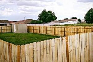 Photo #2: Evan's Custom Fence install