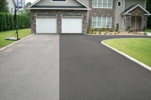 Photo #1: Paver sealing/concrete driveway