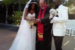 Photo #3: Ordained Minister/Wedding Officiant - Rev. Michael Woods