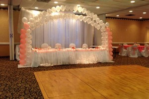 Photo #1: WEDDING DRESSES, EVENT PLANNER & PARTY RENTALS