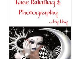 Photo #2: FACE painting, belly paintng and Henna