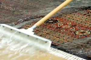 Photo #2: Oriental Rug Hand Wash Cleaning and Repair