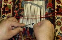 Photo #1: Oriental Rug Hand Wash Cleaning and Repair