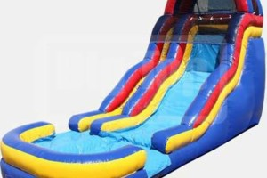 Photo #5: Water Slide 18FT with POOL