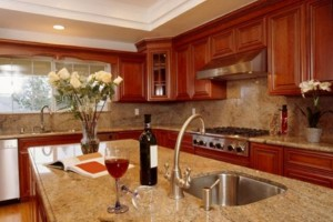 Photo #16: KITCHEN & BATH REMODELING. Wide variety of cabinets