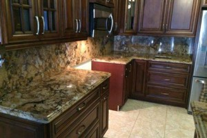 Photo #9: KITCHEN & BATH REMODELING. Wide variety of cabinets