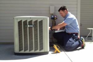Photo #1: Air conditioning, heating service, repair & installation