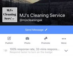 Photo #1: Cleaning! MJ's Cleaning Service