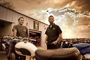Photo #1: Evan Steel Performance. Motorcycle Repair