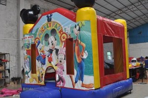 Photo #9: Bounce houses / inflatables for rent