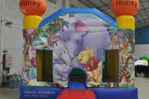 Photo #8: Bounce houses / inflatables for rent