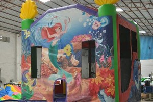 Photo #6: Bounce houses / inflatables for rent