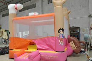 Photo #5: Bounce houses / inflatables for rent