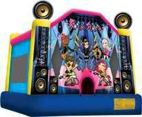 Photo #4: Bounce houses / inflatables for rent