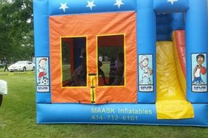 Photo #3: Bounce houses / inflatables for rent