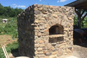 Photo #5: Third Pig Masonry / Patios - new and repairs