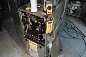 Photo #2: High efficiency furnace only $1995. Central air conditioner $2200 AC