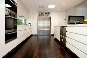 Photo #2: Low Cost Blum's Wood Floor Refinishing!