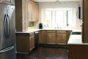 Photo #1: Low Cost Blum's Wood Floor Refinishing!