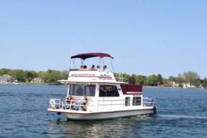 Photo #1: Door County House Boat Rentals, LLC