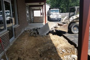 Photo #17: Concrete surfaces/Foundation crack injection