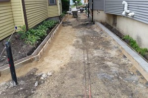 Photo #16: Concrete surfaces/Foundation crack injection