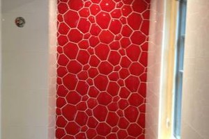 Photo #14: Kitchen & Bath Solutions. Backsplash tile + installation