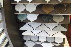 Photo #10: Kitchen & Bath Solutions. Backsplash tile + installation