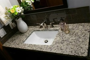 Photo #5: Kitchen & Bath Solutions. Backsplash tile + installation