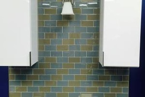 Photo #1: Kitchen & Bath Solutions. Backsplash tile + installation