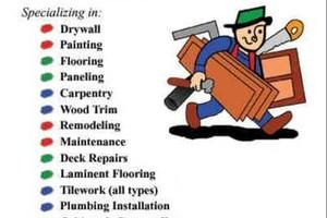 Photo #1: Handy Man - Construction Certified