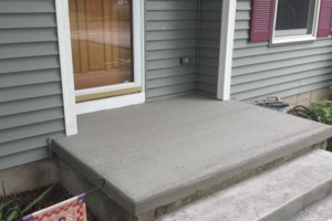 Photo #4: Concrete Stoop Refinishing - from $300 to $600 for big jobs